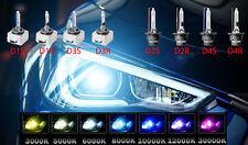 2x xenón Bombilla peras lámpara d1s d2s d2r d3s 6000k 8000k 10000k e-prüfz.