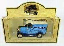 Lledo Bull Nose Morris Van, Savona Provisions, Cowley, Oxford Diecast Toy Car