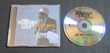 ROBERT CRAY BAND 'IN MY SOUL' 2014 PROMO CD
