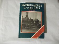 More details for british railway locomotives 1948/1950 combined volume - unmarked - reprint