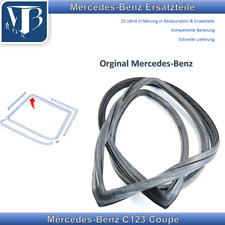 Original Mercedes-Benz W123 C123 Coupé Frontscheibendichtung