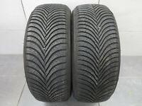 2x Winterreifen Michelin Alpin 5 215/60 R16 99H XL M+S / DOT 4117 / 8,0 mm