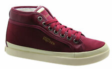 Puma Alexander Mcqueen AMQ Rabble Mid Mens Leather Trainers (355318)