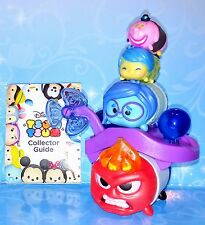 NEW Inside Out Tsum Tsum Anger Bing Bong Joy Sadness Disney Mystery Stack vinyl