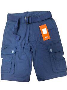 """Scruffs Vitage Cargo Shorts Navy 30""""waist"""