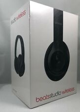 NEW FACTORY SEALED Beats by Dr Dre Studio 2.0 Wireless Headphones Matte Black