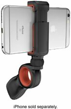 Olloclip - Pivot Shooting Grip for Mobile Phones & GoPro - Red/Black