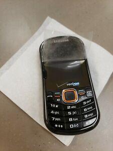 EXCELLENT 3G Samsung SCH-U460 Intensity II QWERTY Verizon Black Slider