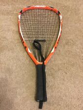 Racquetball Racquet: Head, Extreme 180, In Excellent Condition.