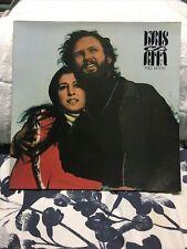 New listing Kris And Rita Full Moon Vintage Vinyl LP 1973 - Near Mint Condition Gatefold LP