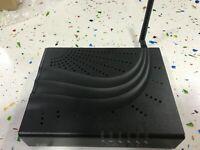 Routeur Eurodocsis Câble Cisco Atlanta Scientific EPR2320R2 Ono Wifi 54g