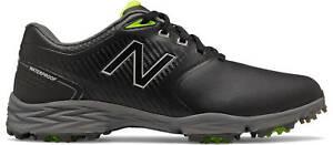 New Balance Striker v2 Golf Shoes NBG2006BKL Black/Lime Men's New