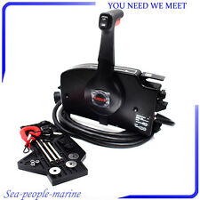 Outboard Engine Side Mount Remote Control Box 14 Pin Suitable for Mercury
