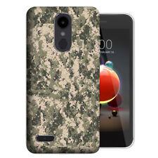 MUNDAZE LG Aristo 2 Plus Zone 4 UV Printed Design Case -Digital Camo Phone Cover