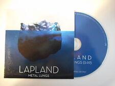 LAPLAND : METAL LUNGS [ CD SINGLE PORT GRATUIT ]