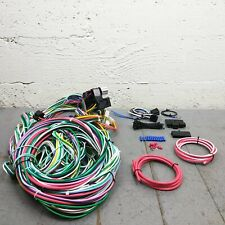 1942 - 1948 Ford RHD Wire Harness Upgrade Kit fits painless terminal update new