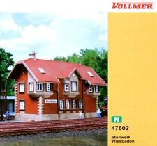 """Vollmer 47602 ( 7602 ) N - Stellwerk """" Wiesbaden """" NEU & OvP"""
