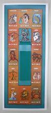 Scorpio Zodiac Bookmark & Card - Seagull Pewter Canada - Star Sign Gift