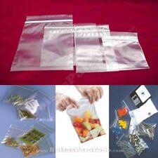 1000 Bolsas Plastico 8x12 cm Autocierre Hermeticas Grip Cierre Zip Polietileno