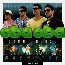 Oba Oba Samba House - Oba Oba Samba House Ao Vivo [New CD] Holland - Impo