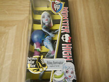 Monster High Skultimate Roller Maze ABBEY BOMINABLE Daughter of The Yeti NIP