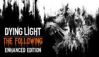 Dying Light The Following Enhanced Edition Steam KEY (PC/MAC/LINUX) REGION FREE