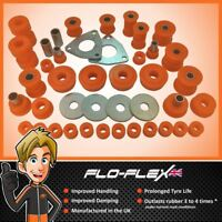Land Rover Defender 90Pre 1994 Front & Rear Bush Kit-Poly Polyurethane