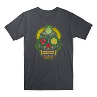 VEGAN SKULL T SHIRT