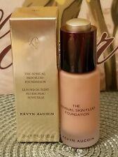 Kevyn Aucoin The Sensual Skin Fluid Foundation # Sf13 0.68 oz/20ml Nib