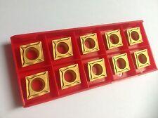 10 x CCMT 120404-HM P25-TIN Wendeplatten  NEU!! Mit Rechnung!!