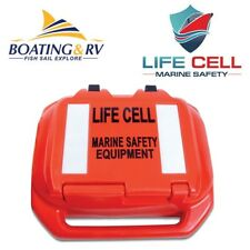 Life Cell Trailer Boat - Emergency Safety Gear Storage Flotation Device