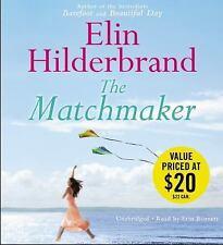 Elin Hilderbrand THE MATCHMAKER Unabridged CD *NEW* FAST Ship!