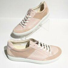 ECCO Soft 7 Danish Design Casual Sneaker Shoes Women's Size 10 Rose Dust