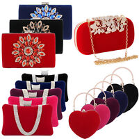 Women Flower Clutches Handbags Evening Bags Prom Party Womens Bags Purse Wallets