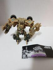 Bonecrusher Deluxe Transformers Movie 2007 Hasbro Complete w/Instructions