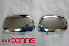 Chrome Door Mirror Covers fits Toyota Hilux (2005-2011)