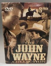 John Wayne Collection (DVD, 1998, 5-Disc Set) Sealed! Brand New