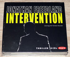 Jonathan Freedland - Intervention (2014) NEU !!! 6 CD´s, Torben Kessler, Hörbuch