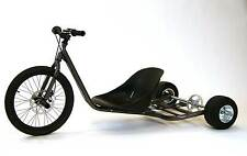 New Gas Powered Drift Trike Chassis. Metallic Grey