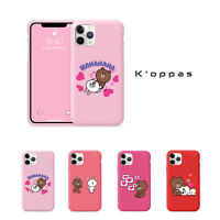 Official Line Friends Romance Series Color Jelly Soft Phone Case Cover