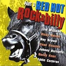 Red Hot Rockabilly, Pt. 3 **Various Artists (CD, 1999, Disky Netherlands) SEALED