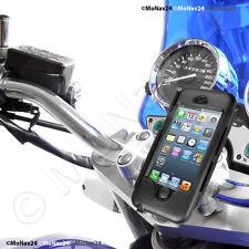 Motorrad Halter iPhone SE 5 5S 5C Hardcase wasserdicht M8 Schraube Befestigung