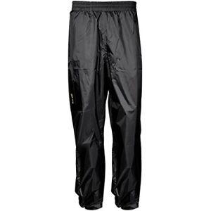 D-Blade Men's Black Waterproof Rain Over Trousers Bottoms