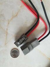 10 Awg Assembled Deutsch Dtp 2 Pin Waterproof Connector 6 Wire