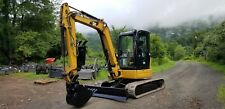 CATERPILLAR 304C CR EXCAVATOR CAB, HYDRAULIC THUMB READY TO WORK IN PA! WE SHIP!