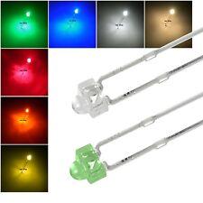 1,8MM Leds Mini Diodos Emisores Luz LED Modelismo Bricolaje de Pequeño Lok Tren