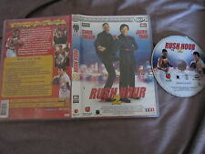 Rush Hour 2 de Brett Ratner avec Jackie Chan et Chris Tucker, DVD,Action/Kung-Fu