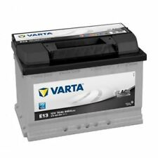 VARTA Starter Battery BLACK dynamic 5704090643122