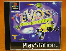 EVO'S SPACE ADVENTURES PS1 ✈️AUSSIE SELLER✈️ (PLAYSTATION ONE) NO BOOKLET GAME