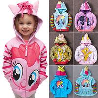Kids Girls Baby Long Sleeve Wing Hoodies Toddler Hooded Sweatshirt Jacket Coats